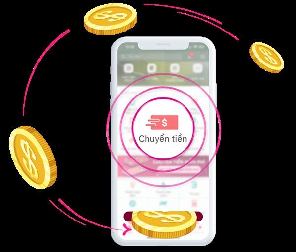 Chuyển tiền quốc tế Momo có được không?