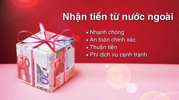Chuyển tiền từ Hàn Quốc về Việt Nam qua Techcombank là hình thức chuyển tiền kiều hối