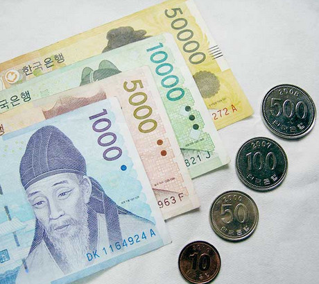 Chuyển Tiền Đi Hàn Quốc