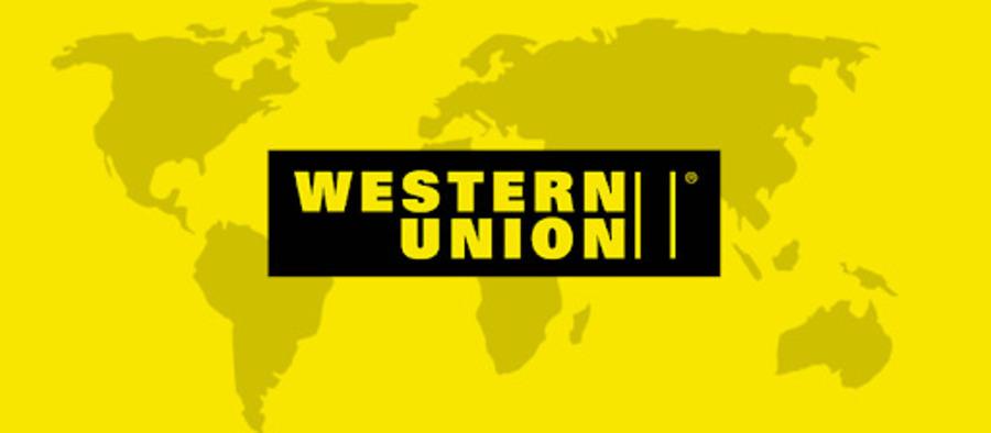 Chuyển tiền sang Mỹ thông qua Western Union