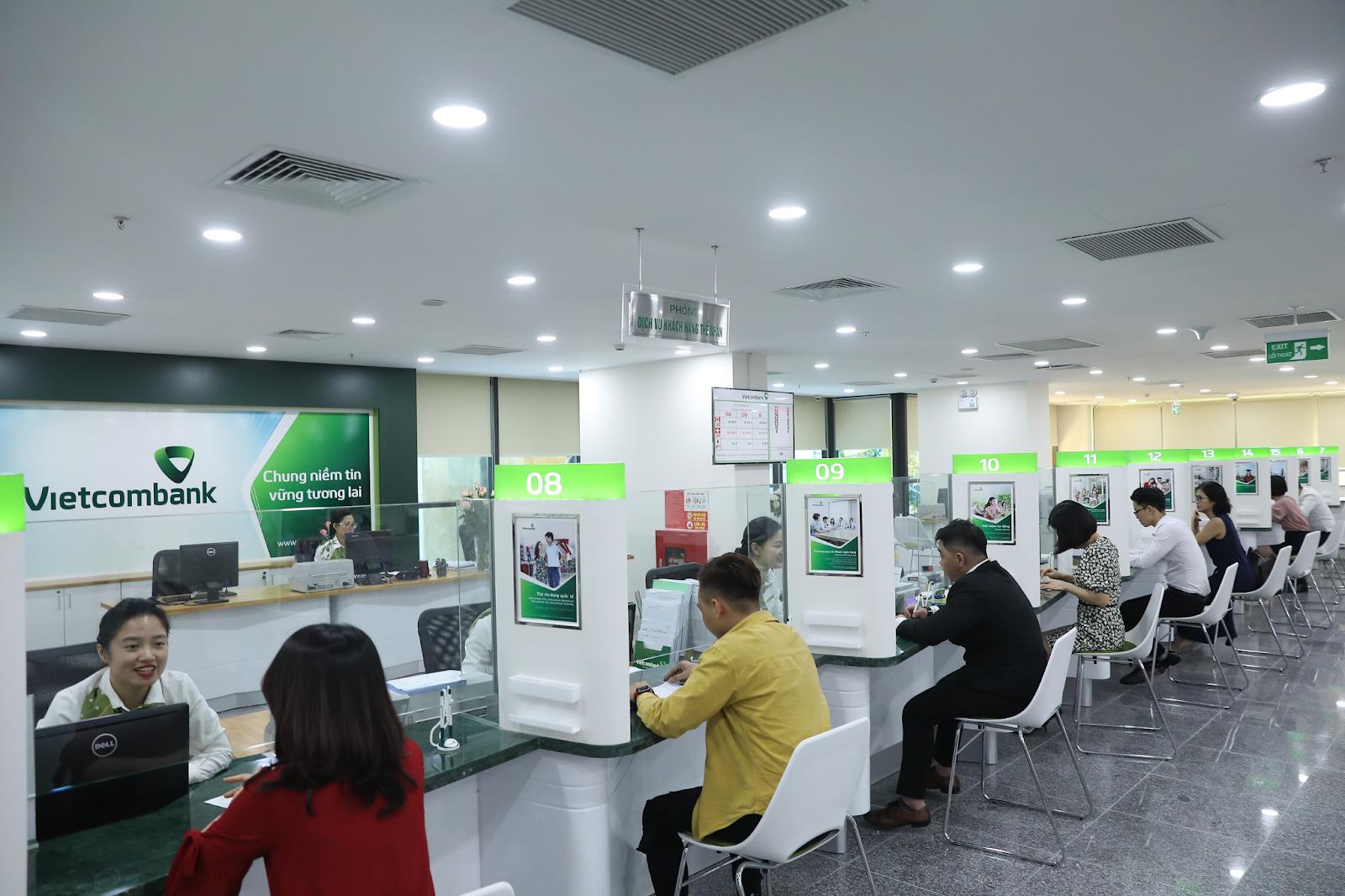 chuyển tiền từ Việt Nam sang Indonesia thông qua Vietcombank